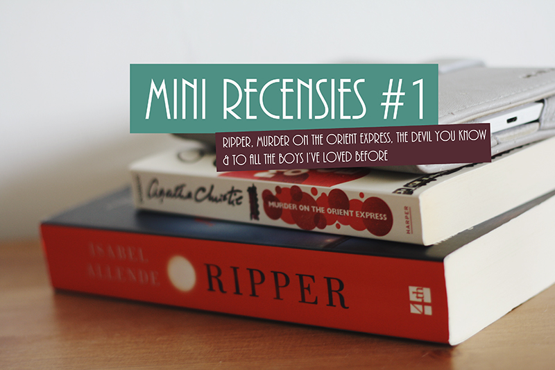 Mini Recensies #1 - thestoryhour.nl