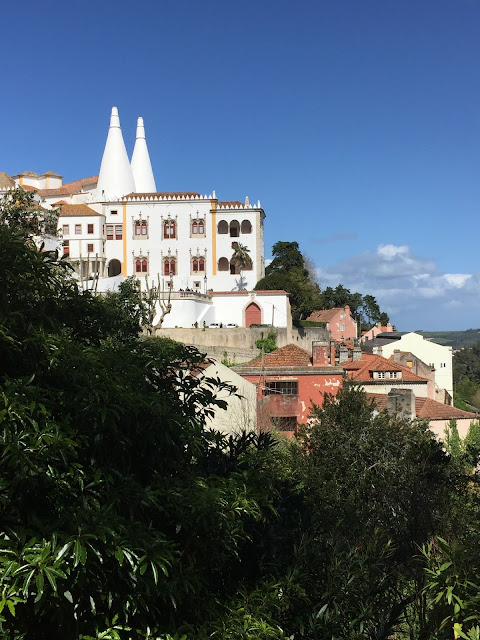 MY EUROPEAN HOLIDAY -  SINTRA