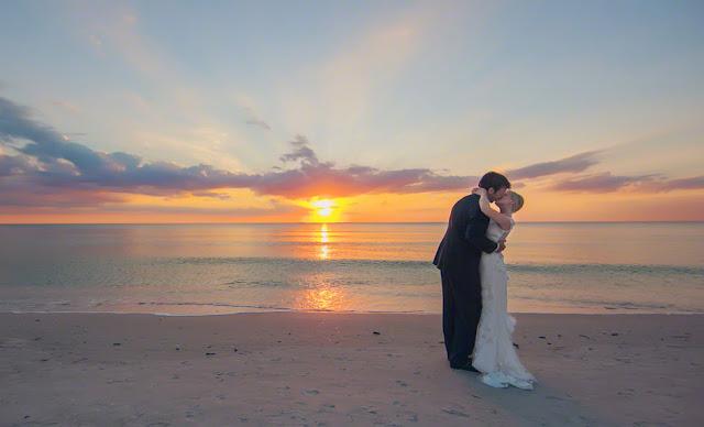 Naples Florida Beach Weddings: Clane Gessel Photography: Best Florida Wedding