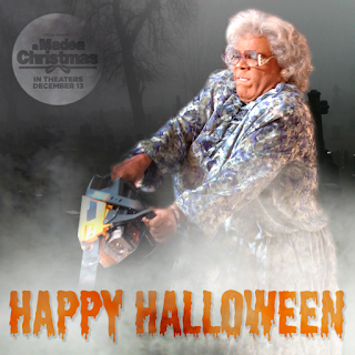 Watch Boo A Madea Halloween teaser trailer now at JasonSantoro.com
