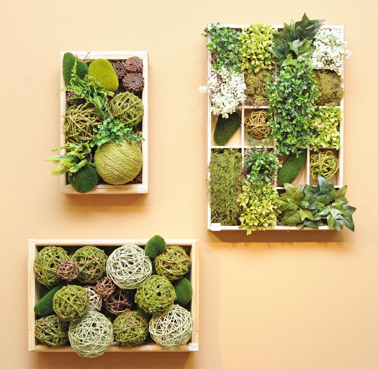 Ben Franklin Crafts And Frame Shop DIY Vertical Garden