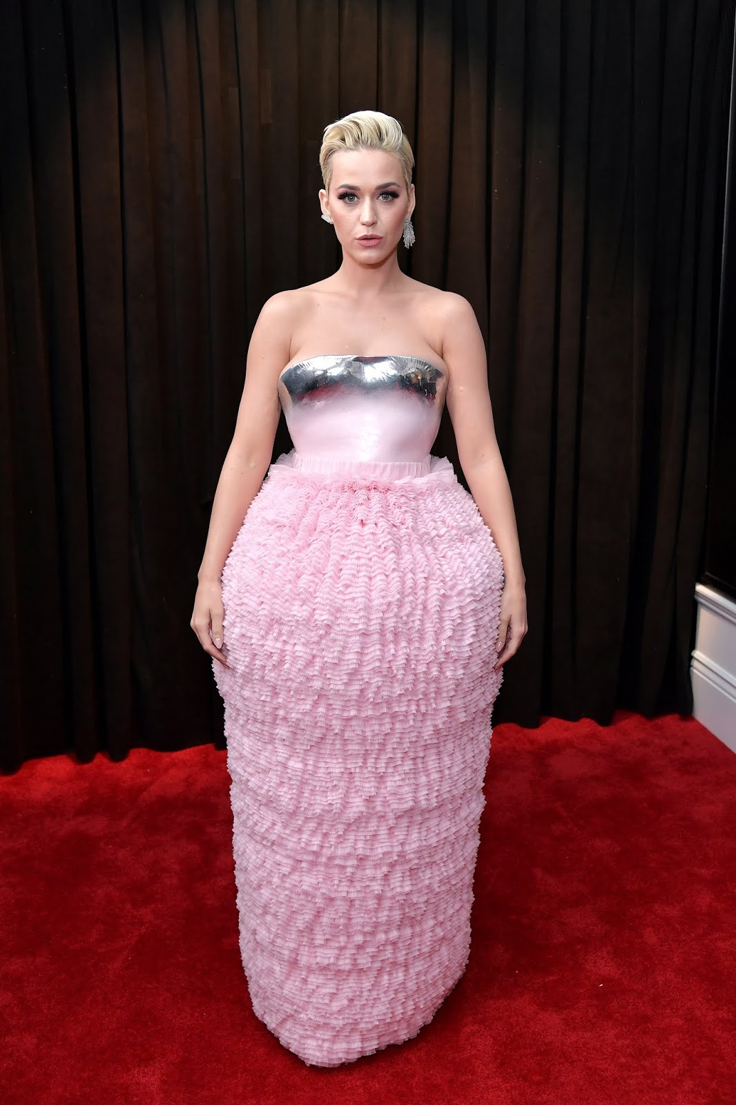 Katy Perry – 61st Annual GRAMMY Awards in Los Angeles - 02/10/2019