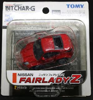 Tomy Bit Char-G Fairlady Z