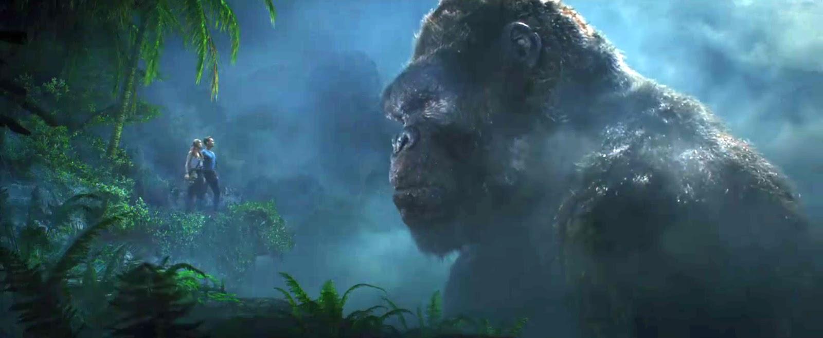 Kong: La Isla Calavera  - pelicula king kong