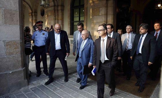 Turull pide ayuda a la ONU para defender sus derechos políticos
