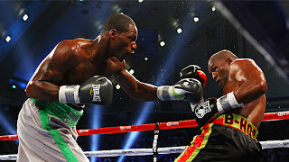 Chad Dawson vs Bernard Hopkins