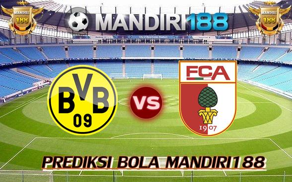 AGEN BOLA - Prediksi Borussia Dortmund vs Augsburg 27 Februari 2018