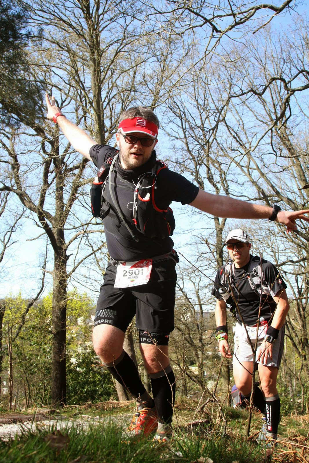 Eco Trailrunning de Paris (80k) #2