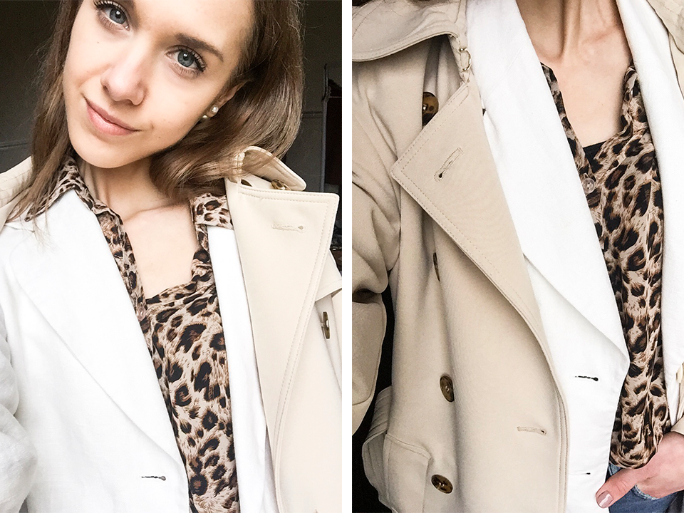 spring-fashion-leopard-print-linen-blazer-trench-coat