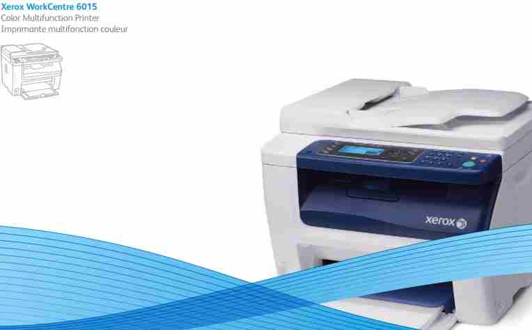 Xerox Workcentre 6015b инструкция