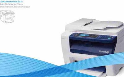 Xerox WorkCentre 6515 Manual