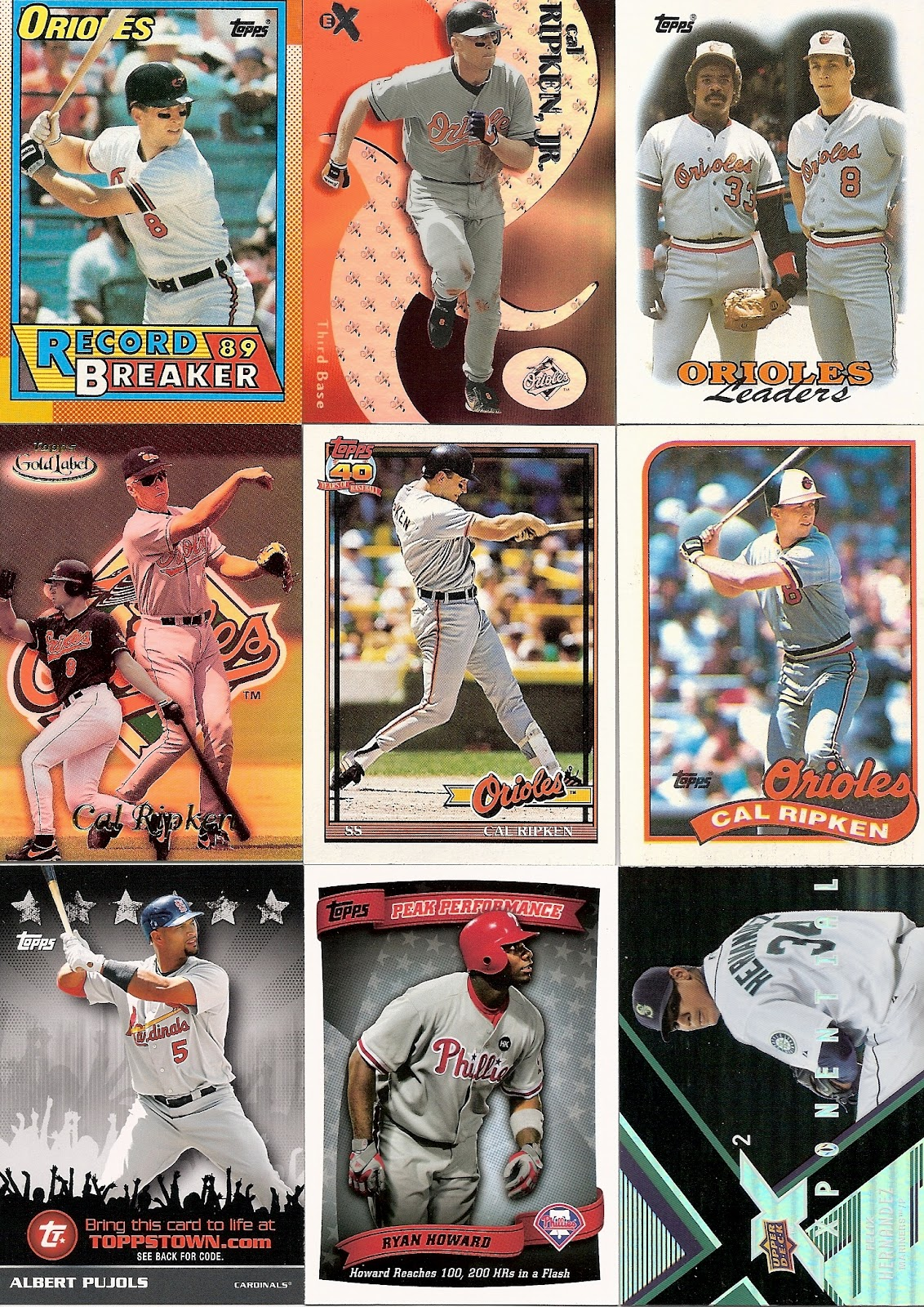 This Card Is Cool My Life In Baseball Cards Going Postal