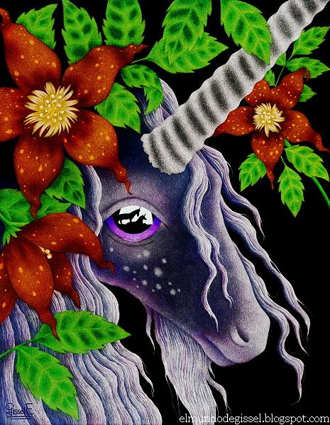 El mundo de gissel los unicornios y yo for Mundo mueble aguilas