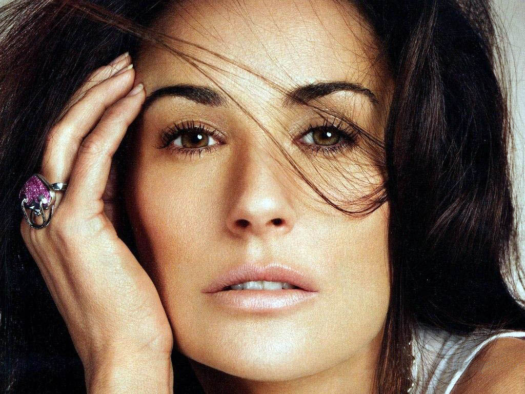 Demi Moore Hd Wallpapers  Wall Pc-5451