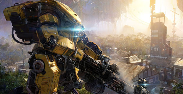 Titanfall 2 - The War Games DLC Trailer and Details