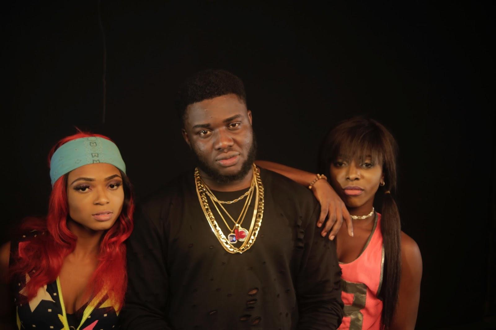 Behind The Scenes) Major Matt ft Samklef x DJ Shabsy - Jobi Okoto