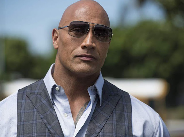 The Rock, alias Dwayne Johnson, acteur le mieux payé du monde