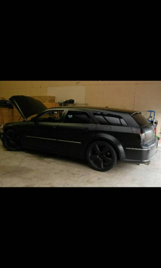 Daily Turismo: PAWS: 2005 Dodge Magnum with Cummins 6BT Power