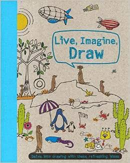 Live Imagine Draw cover