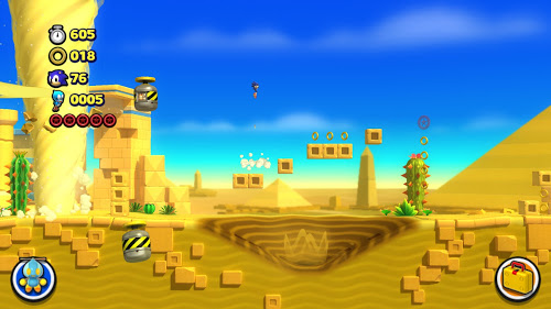 Descargar Sonic Lost World'