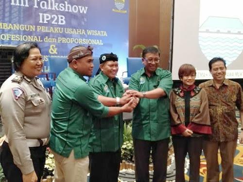 Talkshow IP2B Bandung