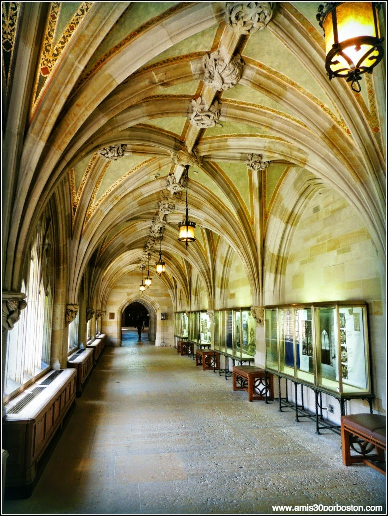 Universidad de Yale: Sterling Memorial Library