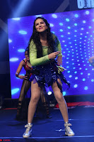 Sunny Leone Dancing on stage At Rogue Movie Audio Music Launch ~  302.JPG