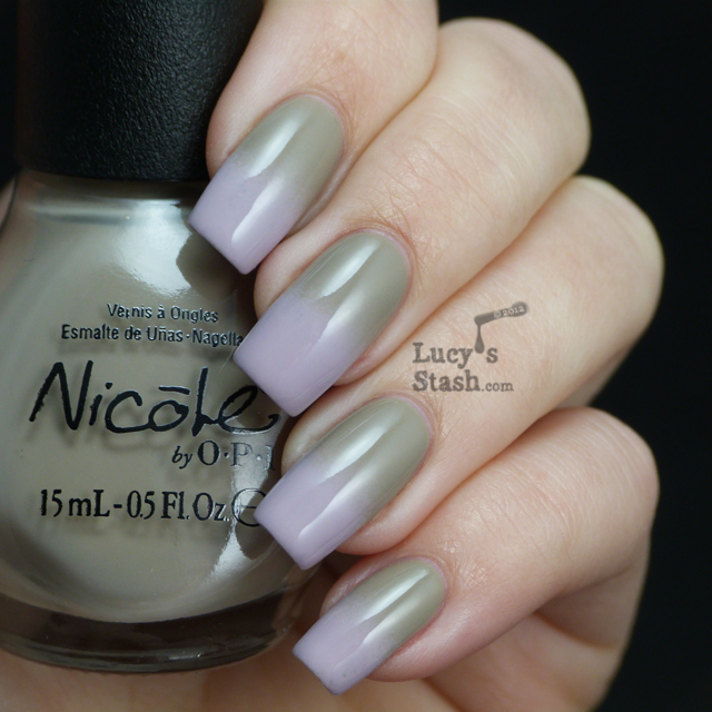 Lucy's Stash - Subtle Gradient Nails