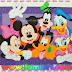 Mickey Mouse Y Sus Amigos: Minnie, Pluto, Daisy, Donald, Goofy/ Fomiart