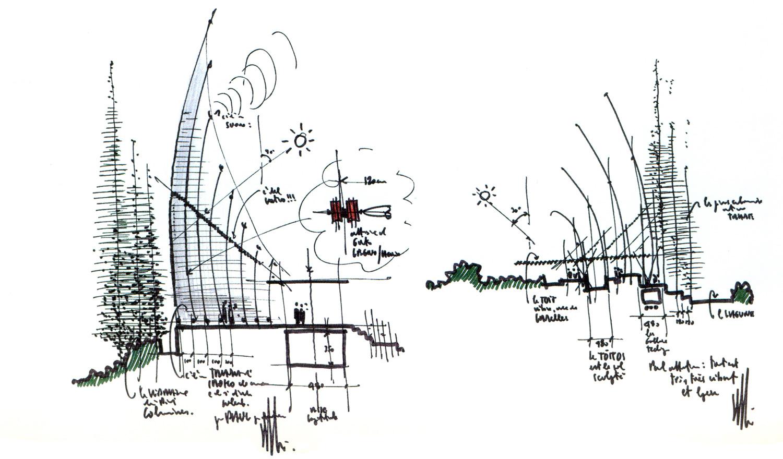 Renzo Piano Croquis Para Pensar Para Disenar Para