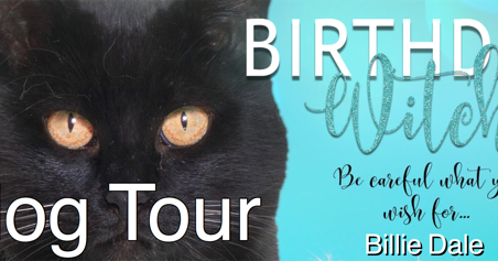 Birthday Witch ~ Debut Novel from Author Billie Dale