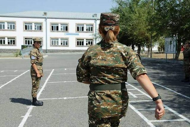 El ejército armenio lanza marca de uniformes
