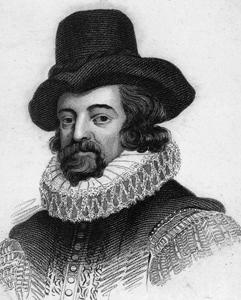 Francis Bacon, filósofo y científico inglés, padre del empirismo