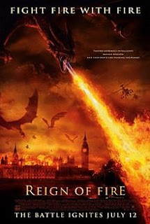 Sinopsis Film Reign of Fire (2002)