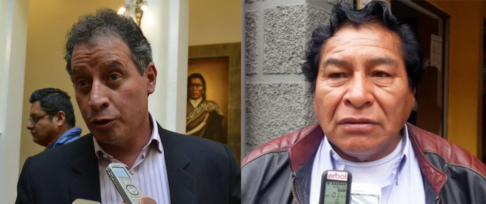 Navarro atacó a los medios y Cárdenas habló del