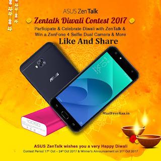 Asus Diwali Contest