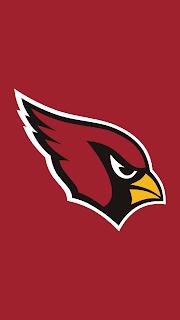 Wallpaper Arizona Cardinals red para celular