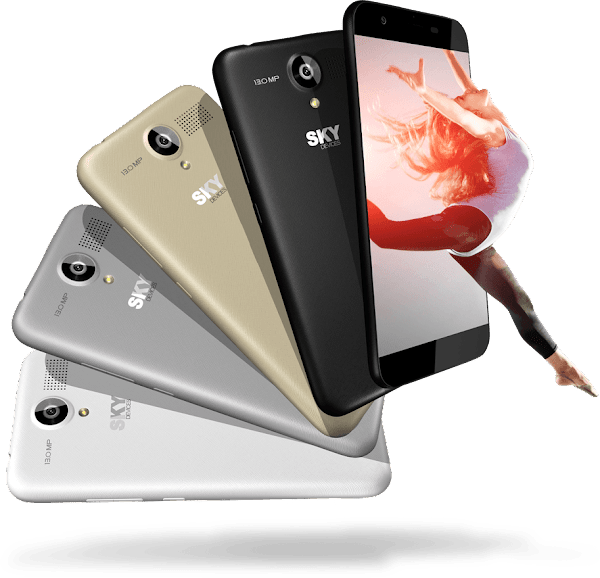 Firmware o Rom Stock SKY Platinum 5.0 Plus