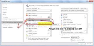 Cerrar todos los libros de Excel en un clic