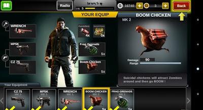 Dead trigger 2 mod apk game