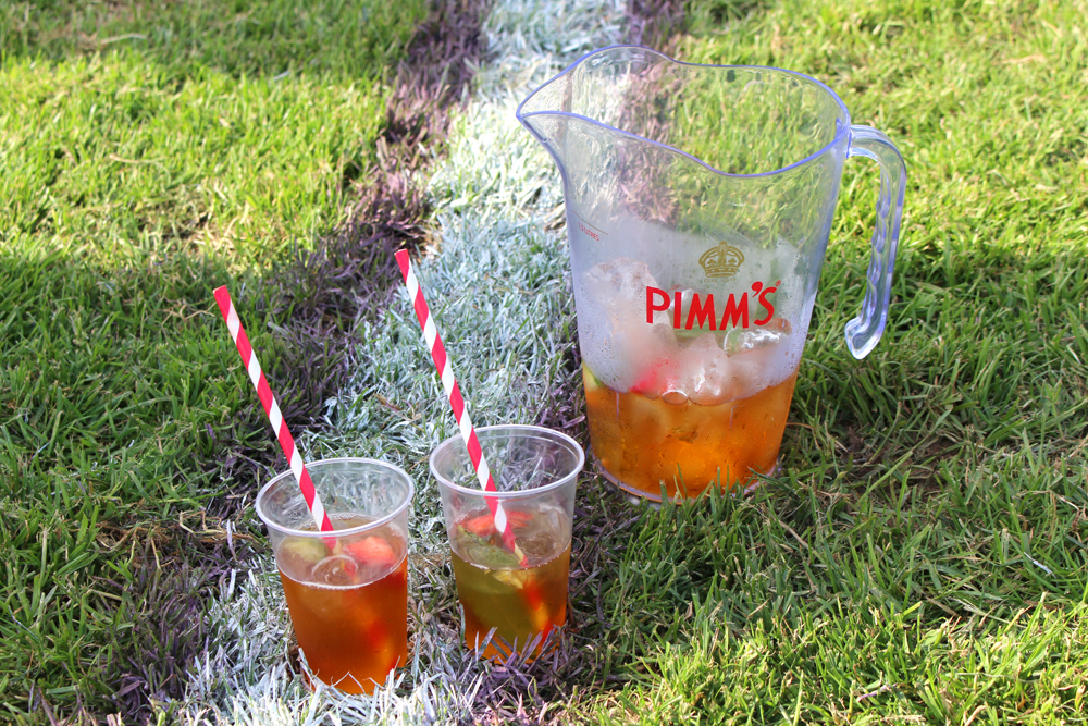 Pimms at Polo in the Park 2018 - London lifestyle blog
