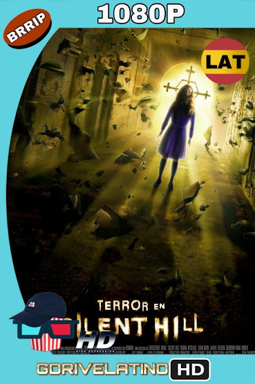 Terror en Silent Hill (2006) BRRip 1080p Latino-Ingles MKV