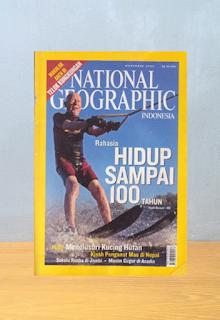 NATIONAL GEOGRAPHIC: RAHASIA HIDUP SAMPAI 100 TAHUN