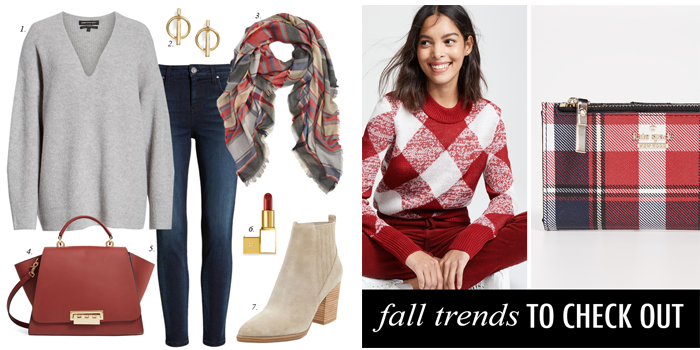 FALL TRENDS women fashion