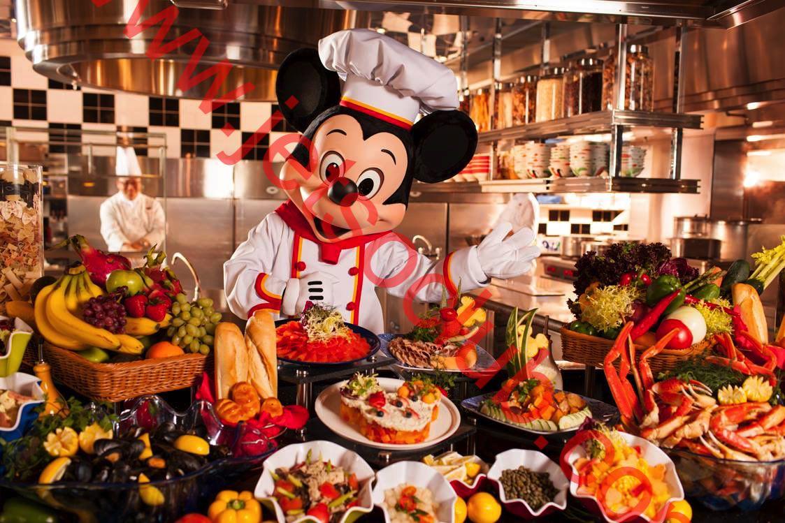 香港迪士尼樂園:酒店餐廳 聖誕自助餐 早鳥85折優惠(至4/12) ( Jetso Club 著數俱樂部 )