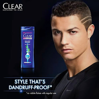 Clear Shampoo Anti Ketombe