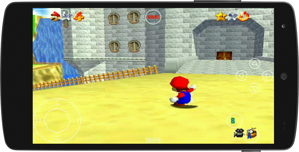 Super Mario 64   Android   N64
