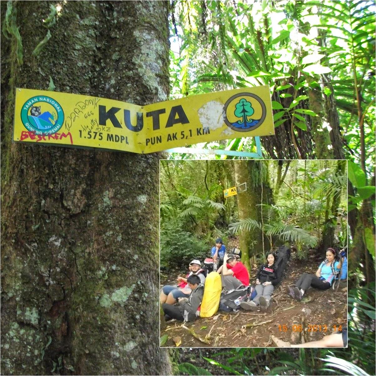 Wisata Alam Gunung Ciremai: NAMA,HISTORY DAN DOKUMENTASI