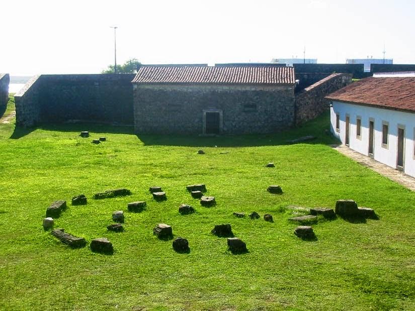 Forte de Santa Catarina - João Pessoa