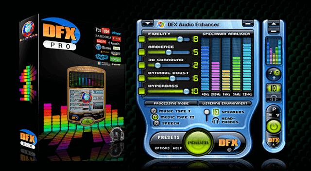 تحميل برنامج dfx audio enhancer +التفعيل